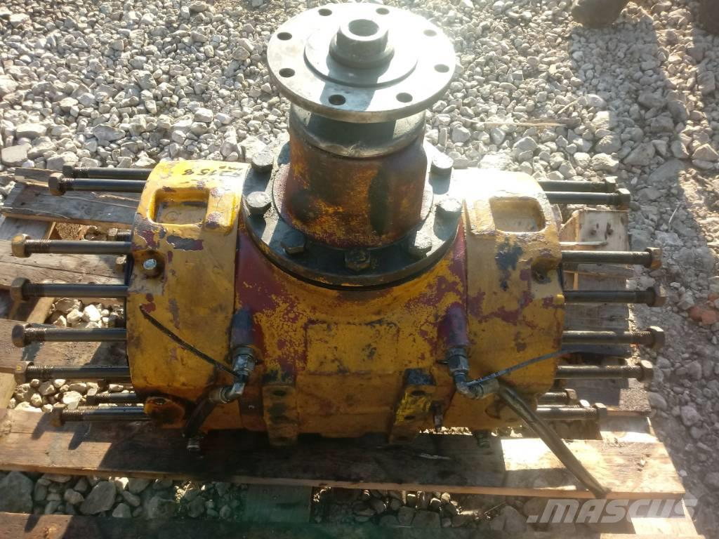 Clark Hurth Mecalac 16DX Liebherr 10/31 Differential mec