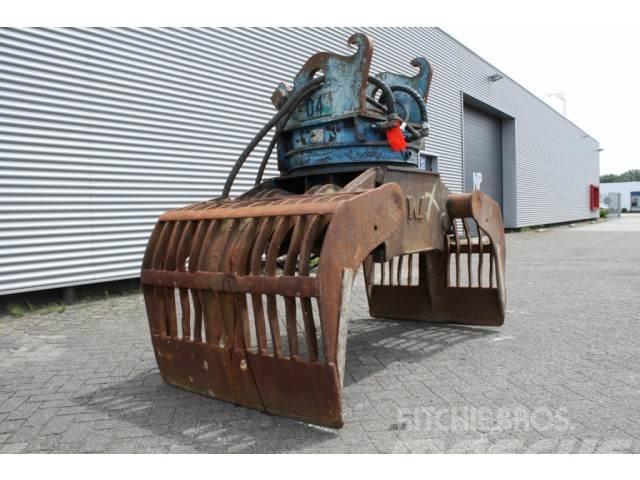 Verachtert Demolition and sorting grapple VRG30 NNNN