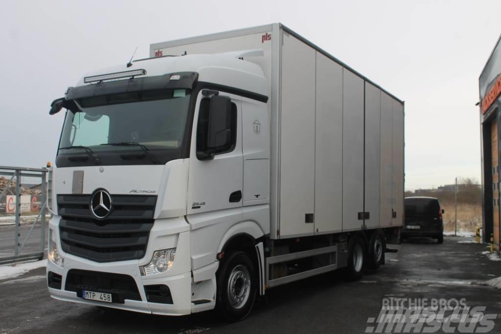 Mercedes-Benz Acros 2545 6x2 Euro 5
