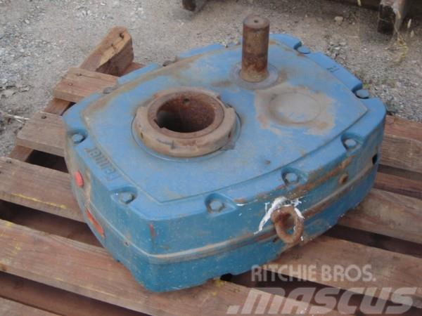 Fenner Gearbox G17