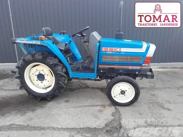 Iseki Traktorek  TA210 2WD 21KM Kubota Yanmar
