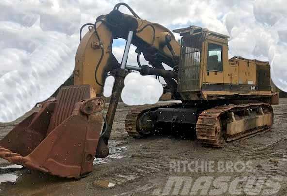 Caterpillar 245 Shovel excavator