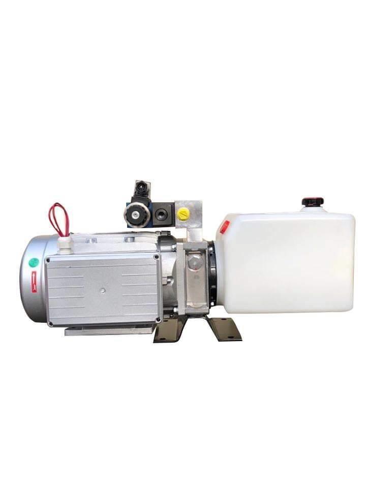 [Other] Zasilacz agregat hydrauliczny Bartontech Pompa hyd