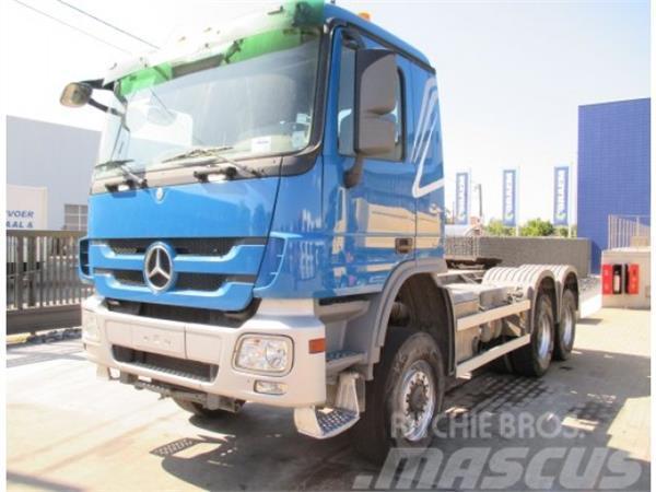 Mercedes-Benz Actros 3344 AS BB 6x6