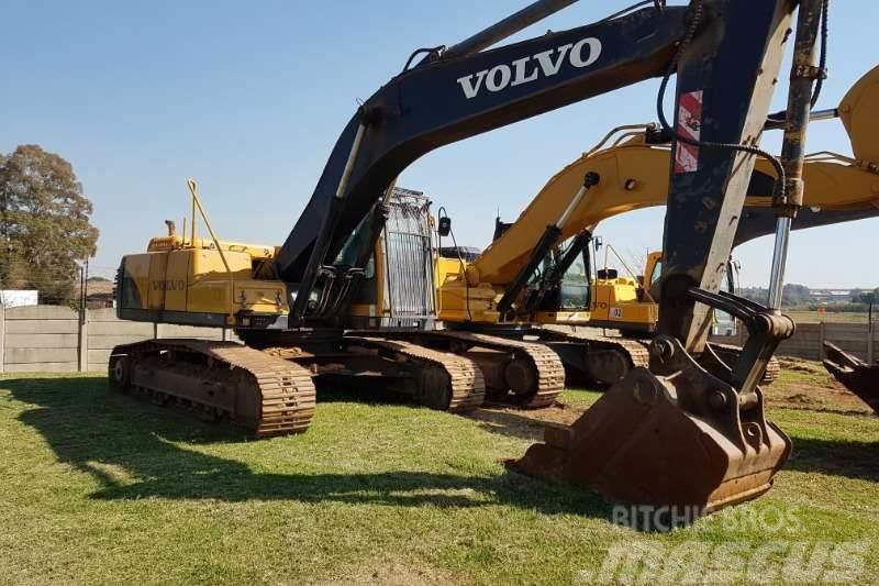 Volvo EC240BLC Excavator