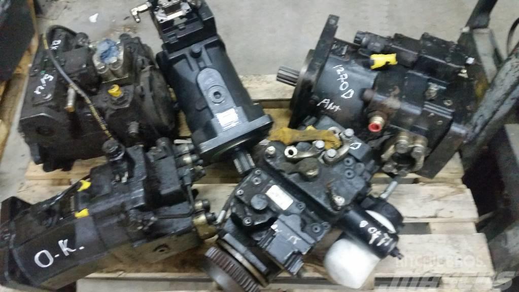 [Other] гидронасосы и гидромоторы для лесозаготовительной