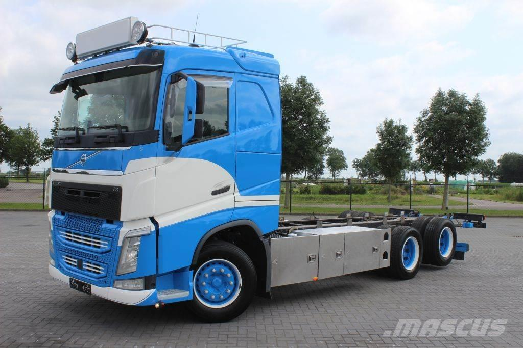 Volvo FH 13.540 FH540 6X2 RETARDER EURO 6
