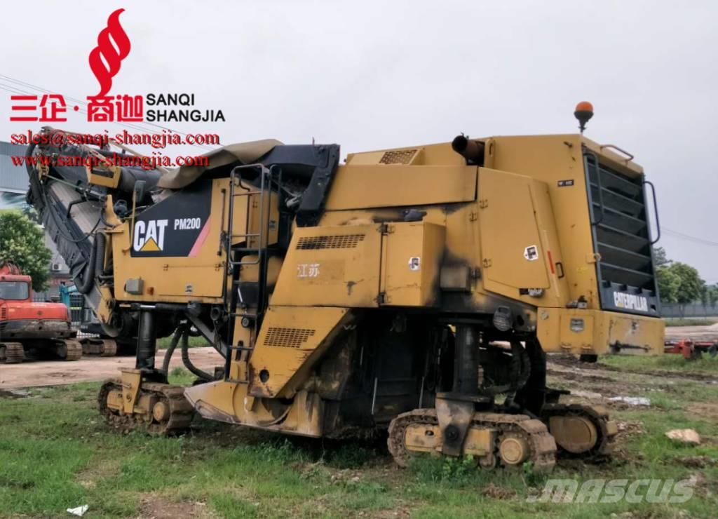 Caterpillar PM200 Cold Planer **Year 2009**