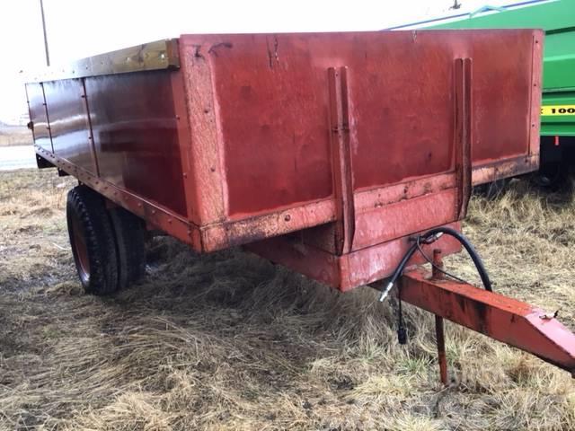 [Other] traktorin perävaunu omateko