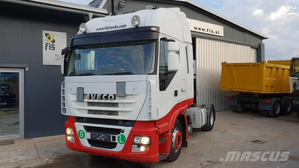 Iveco STRALIS AS440S42T 4x2 tractor unit - euro 5