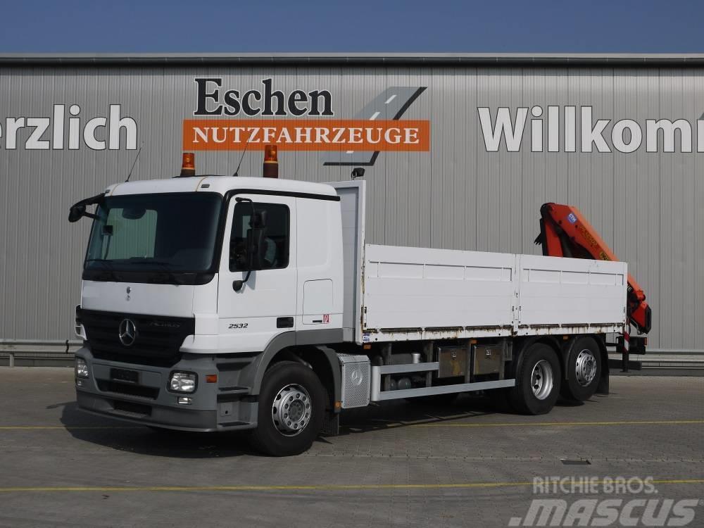 Mercedes-Benz 2532 L, Obj.-Nr.: 0816/19