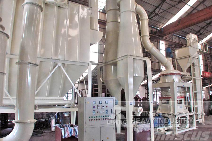 Liming HGM80 molino del polvo superfino en México