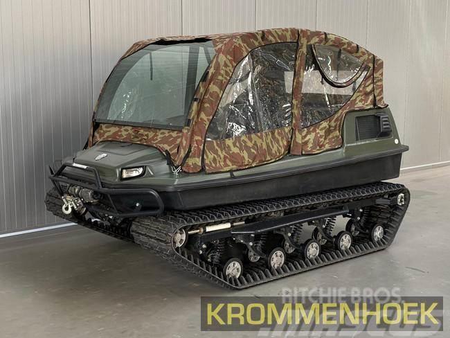 Tingertrack C500 | Amphibious ATV