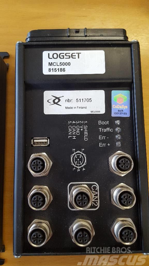 Logset MCL5000 815186