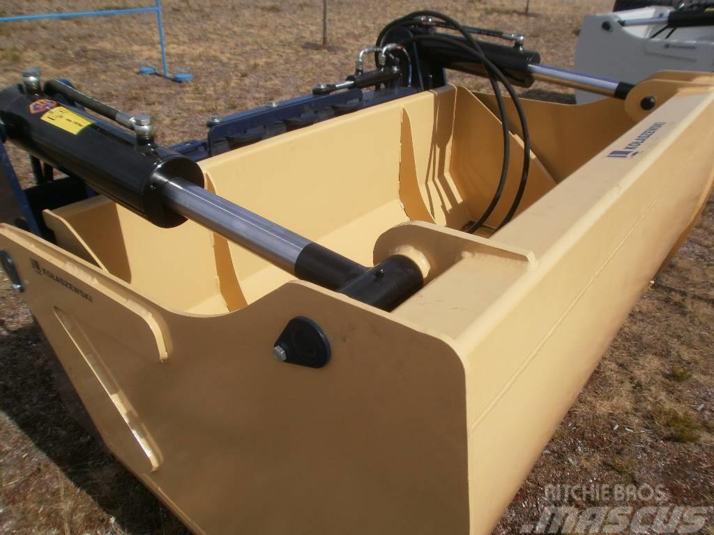 [Other] Rehu/paalileikkuri - bale-/silagecutter Multi 3in1