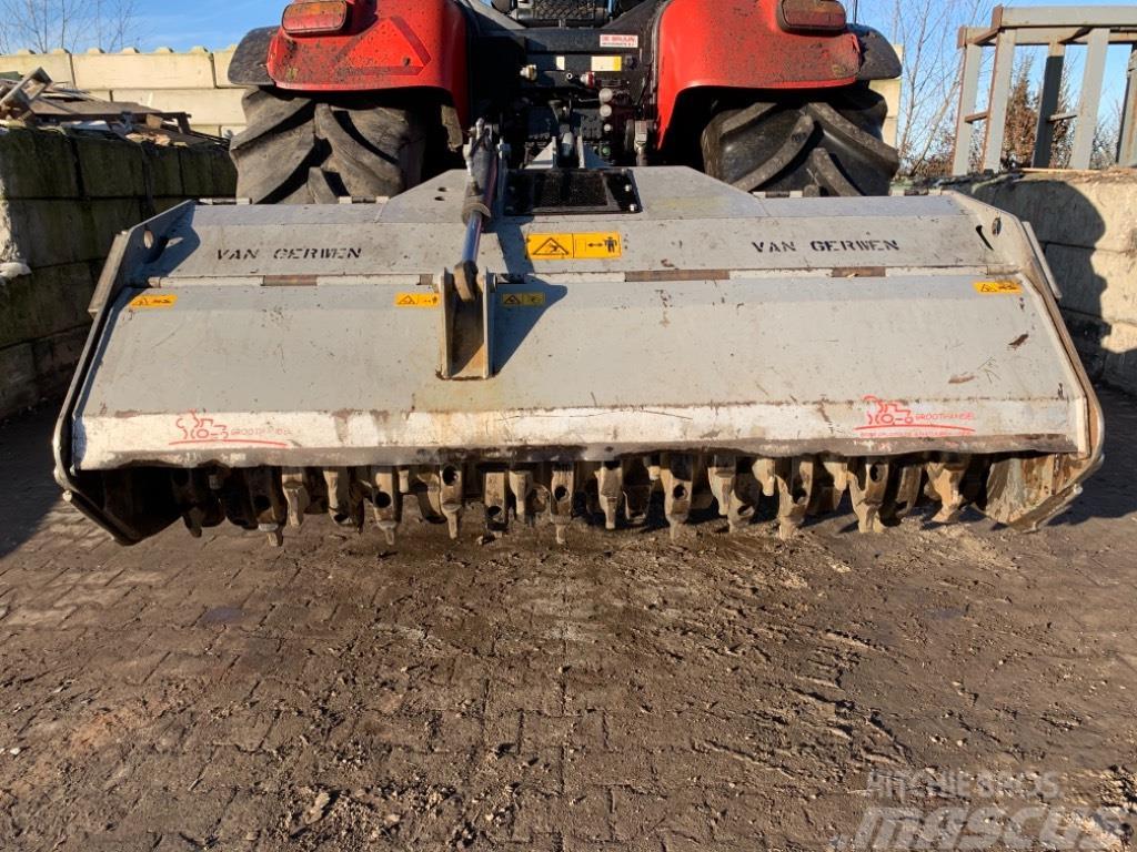 FAE SSL 200 diepfrees / rondungsfräse /Forestry tiller