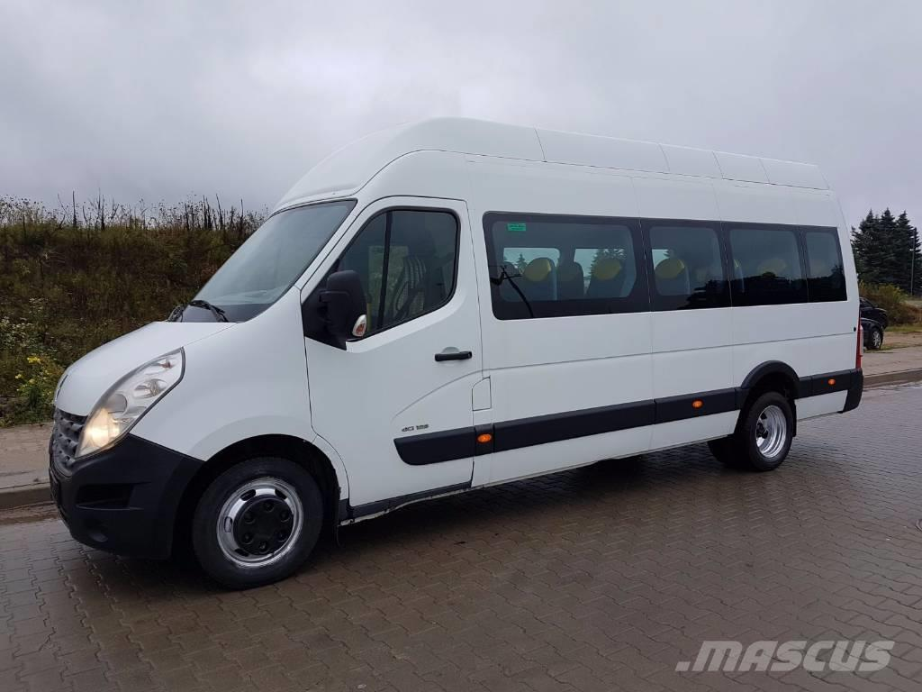 used renault master coach year 2012 price 29 722 for sale mascus usa. Black Bedroom Furniture Sets. Home Design Ideas