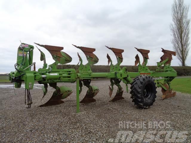 Dowdeswell ma105 5 furrow plough
