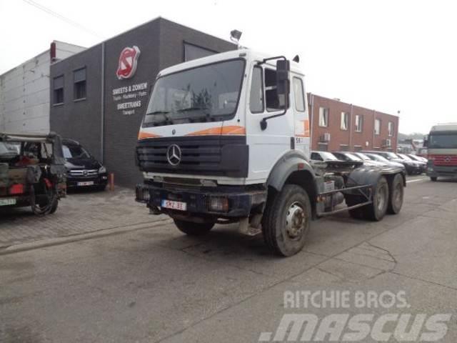 Mercedes-Benz 2631 S no 2638 manual 13 T