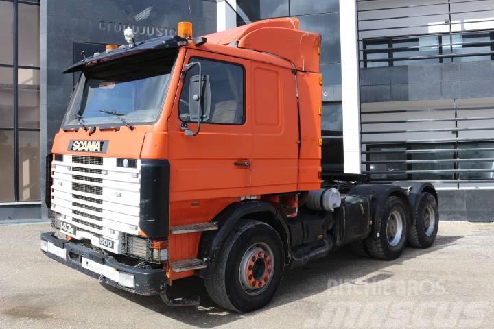 Scania 143 E 500
