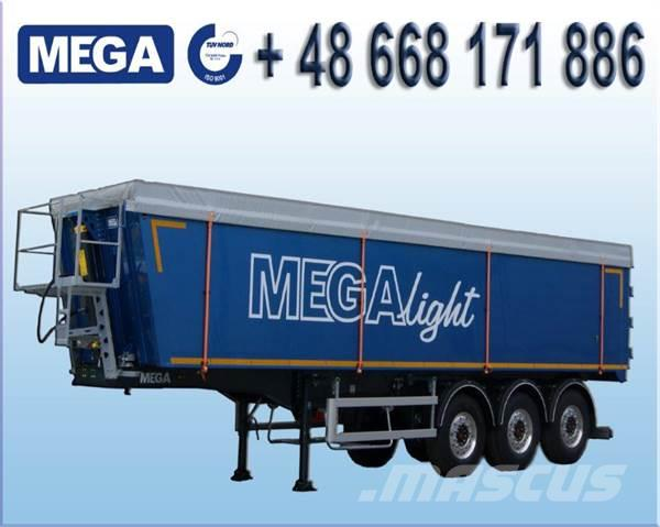 MEGA PROMOCJA WYWROTKA ALUMINIOWA 45 m3 LIGHT