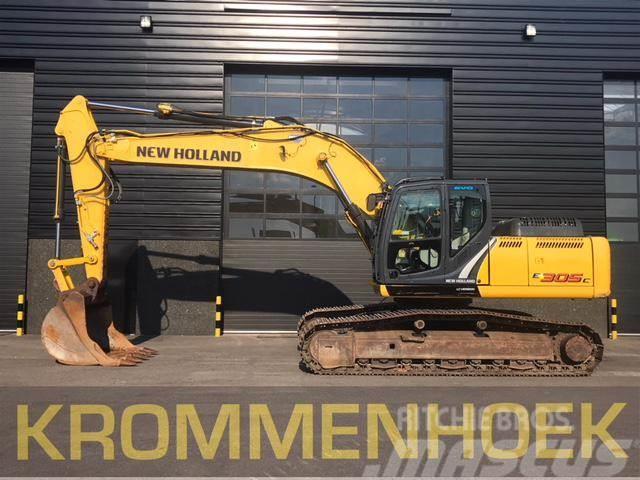 New Holland E 305 C LC