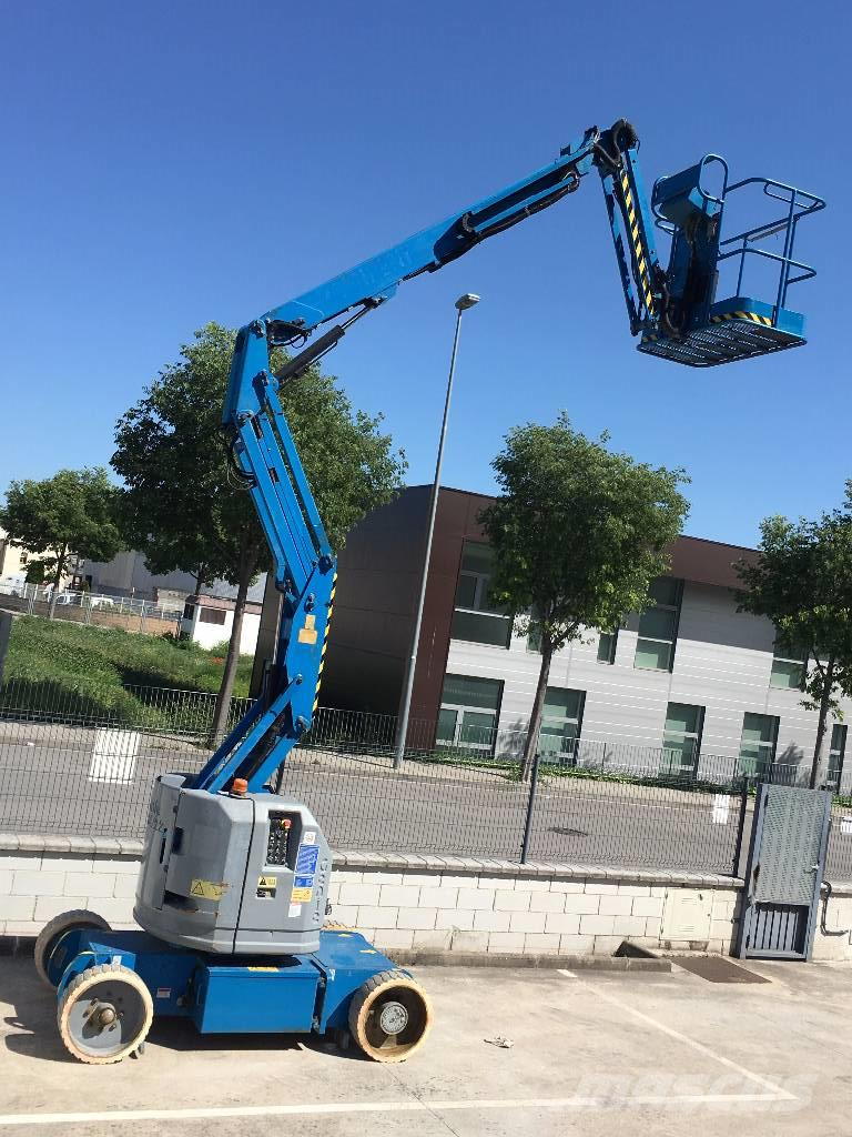 Used Genie Z 34  22 N Articulated Boom Lifts Year  2007 For