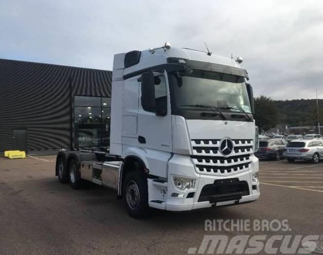 Mercedes-Benz Arocs 2853 L 6x2