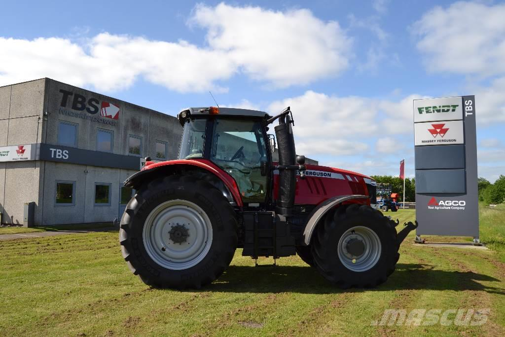 Massey Ferguson 7726 Efficient DYNA 6, 2017, Tractors