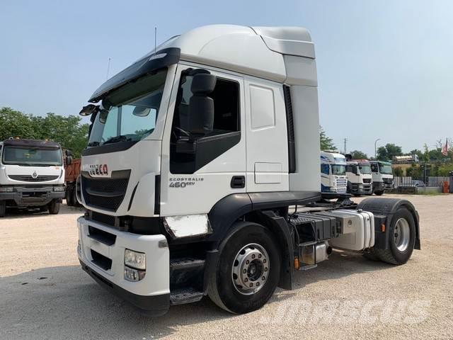 Iveco EcoStralis 460 EEV 4x2 Euro5 Intarder