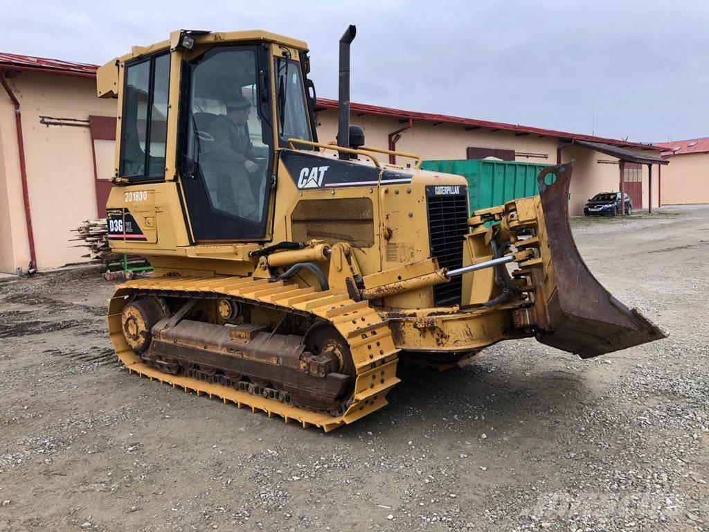 Caterpillar D 3 G XL