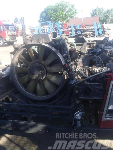 Volvo FH13 engine