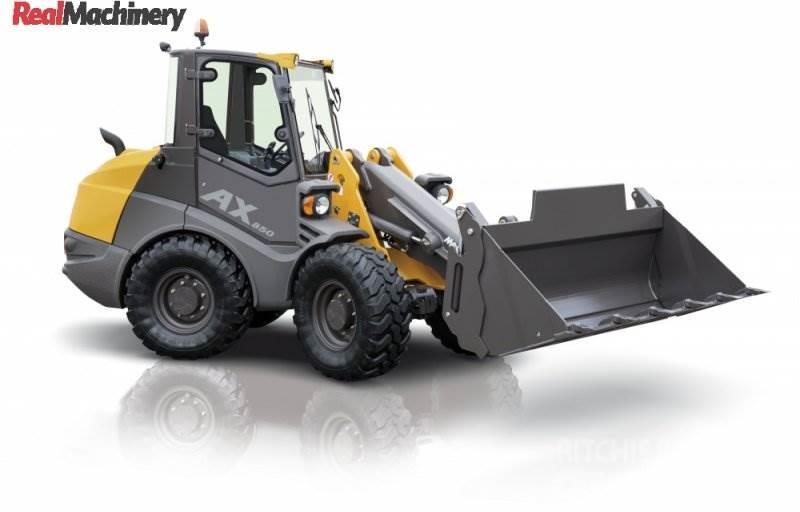 Mecalac AX 850 3B