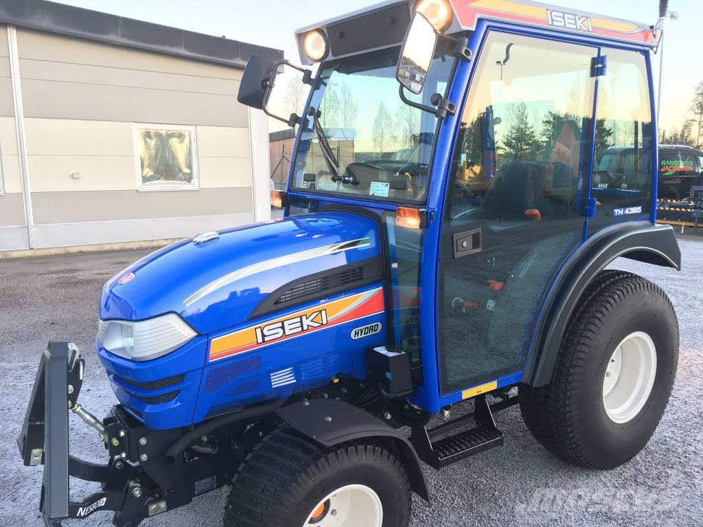 Used Tractors Product : Used iseki th compact tractors year for sale