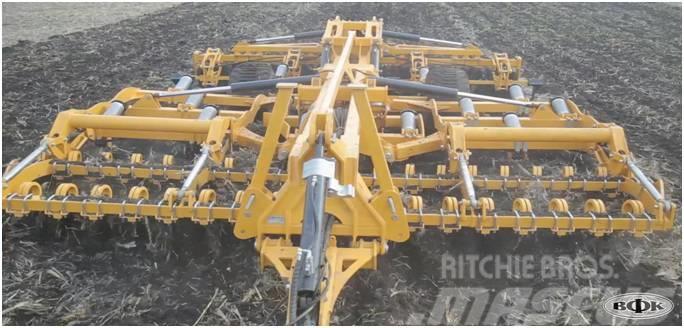 Agrisem MaxiMulch S6 – 5m