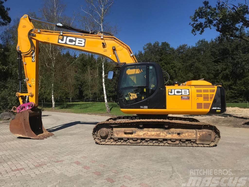 JCB JS 210 LC