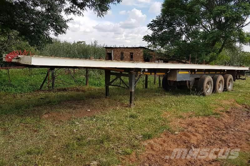 [Other] Maxloader MELE 3 Axle (Tri Axle) FLAT DECK TRAILER