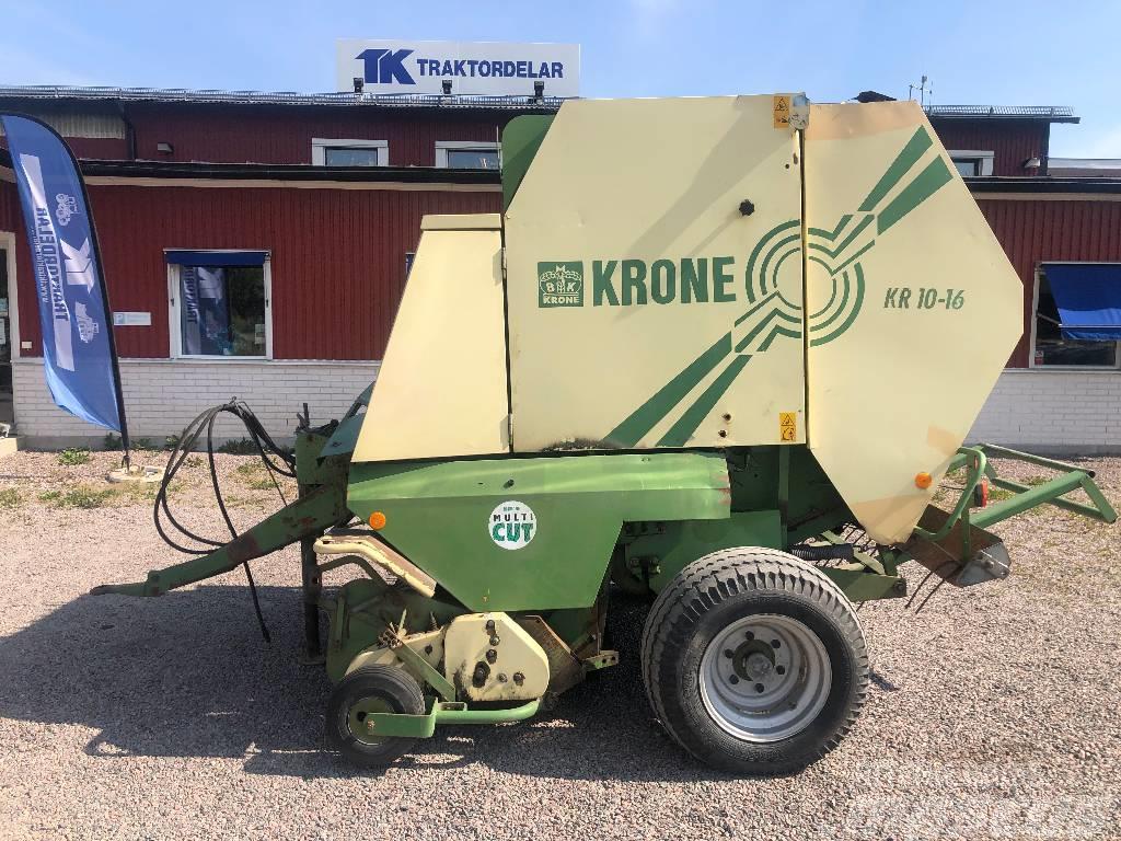 Krone KR 10-16 Dismantled: spare parts