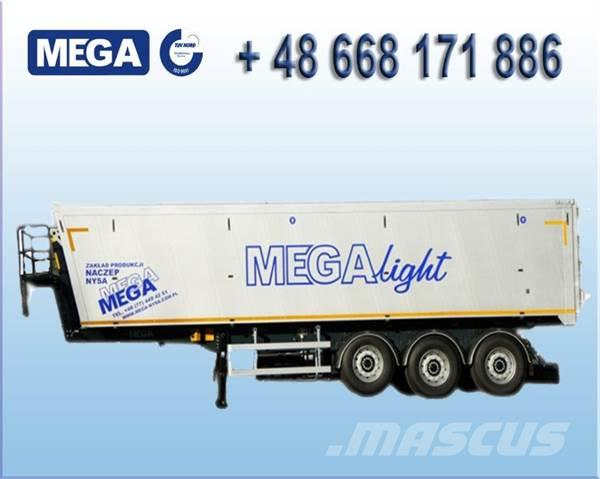 MEGA PROMOCJA WYWROTKA ALUMINIOWA 55 m3 LIGHT