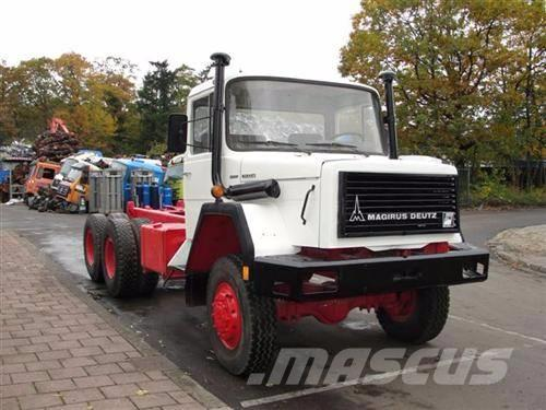 Iveco 256M26 AK, 1984, Chassier