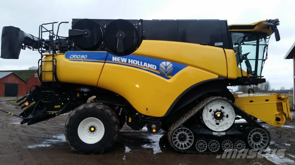 "New Holland CR 10.90 41"" VF, 4WD"