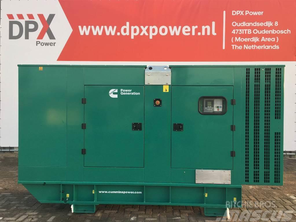 Cummins C400 D5 - 400 kVA Generator - DPX-18518