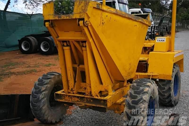 Winget 4B3000 Dumper 4x4
