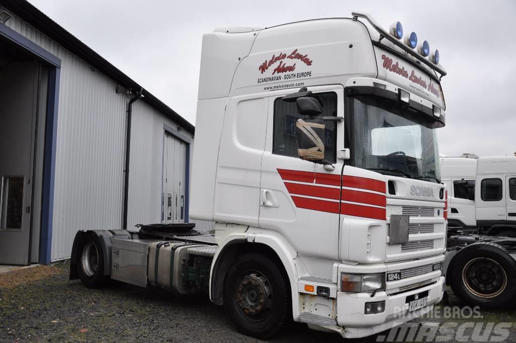 Scania 124 4X2 420
