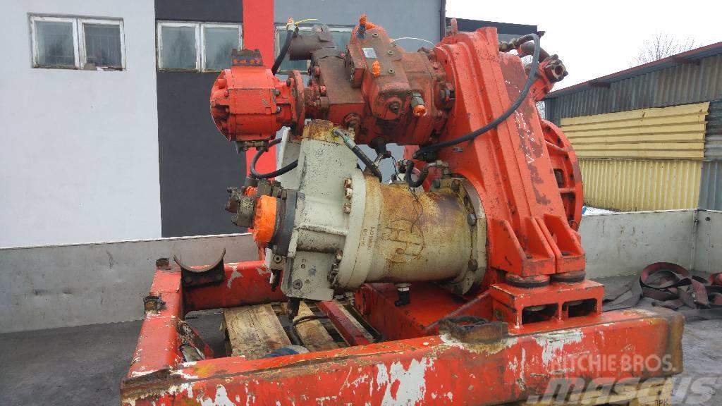 O&K RH120 RH 120 Gear med hydr. pumper A7V-SL
