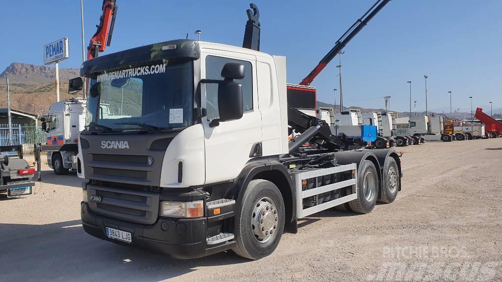 Scania P 380 LB