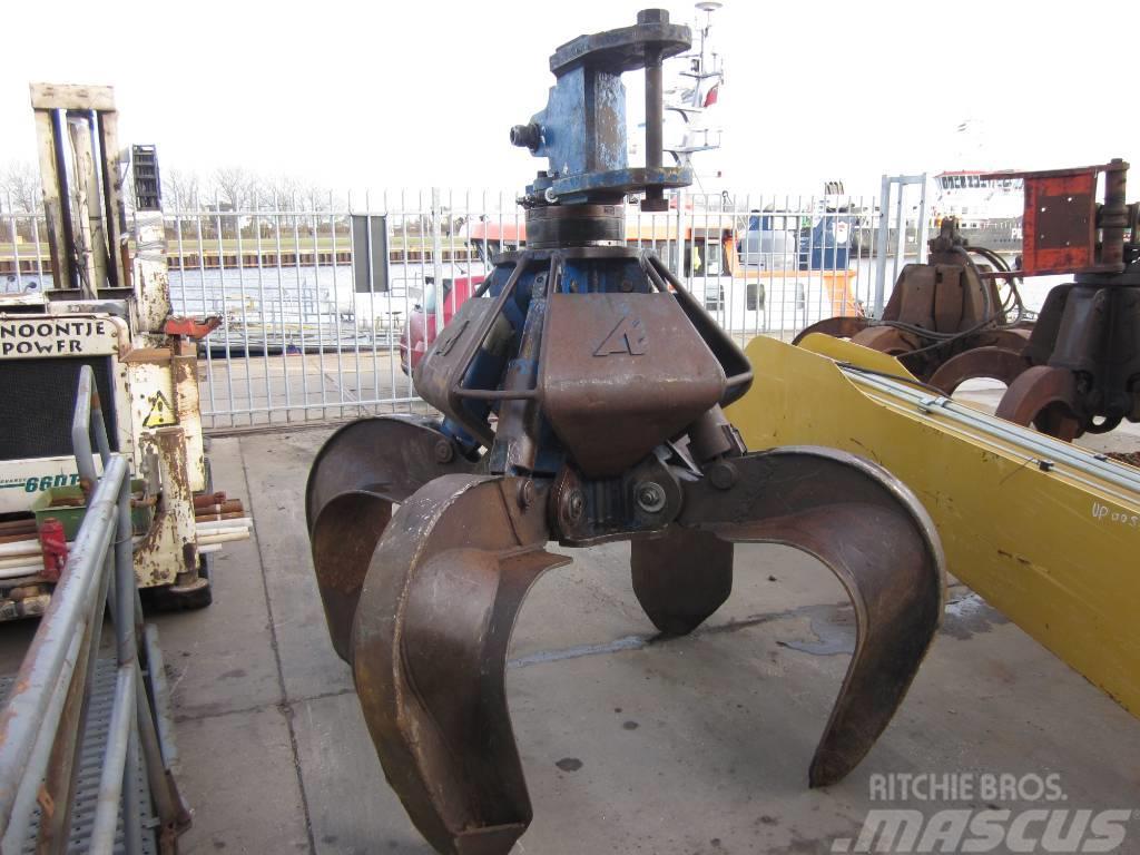 Arden Equipment G115A polliepgrijper