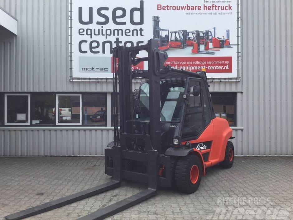 Linde H80/1100 D 396 Serie