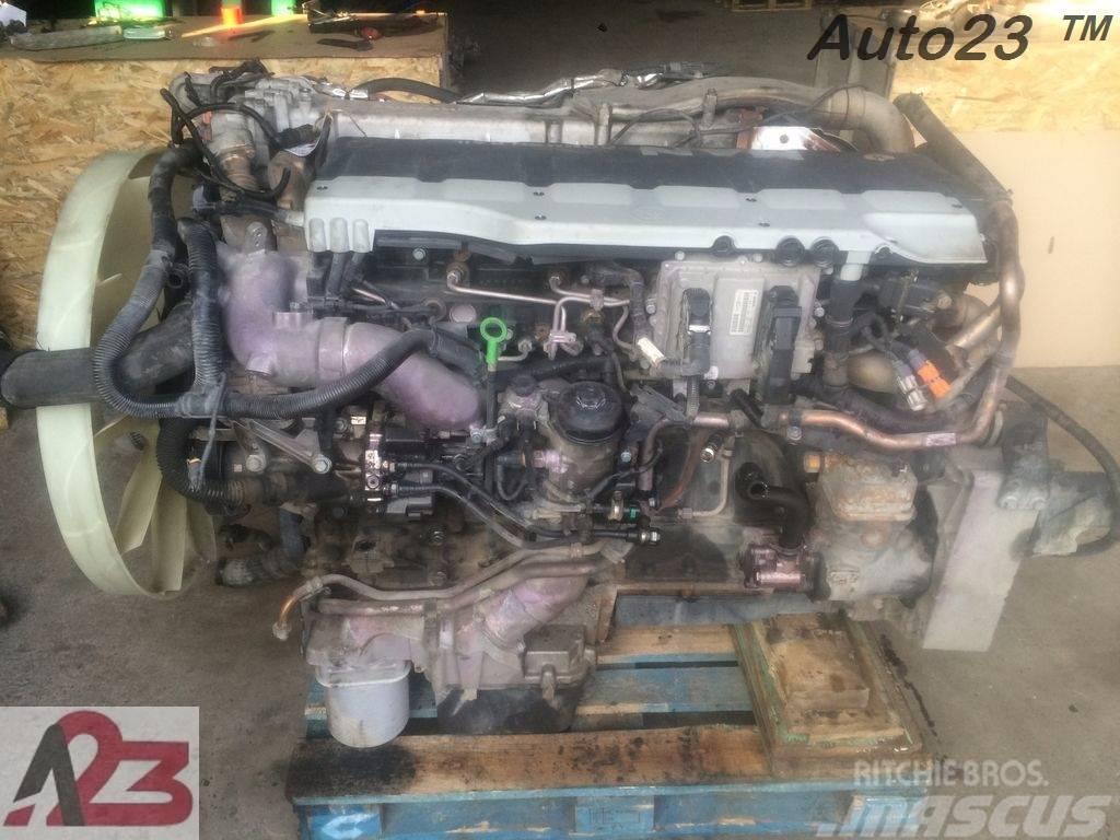 [Other] Silnik MAN D2676LF22 Biturbo MAN D2676 LF22 MAN TG