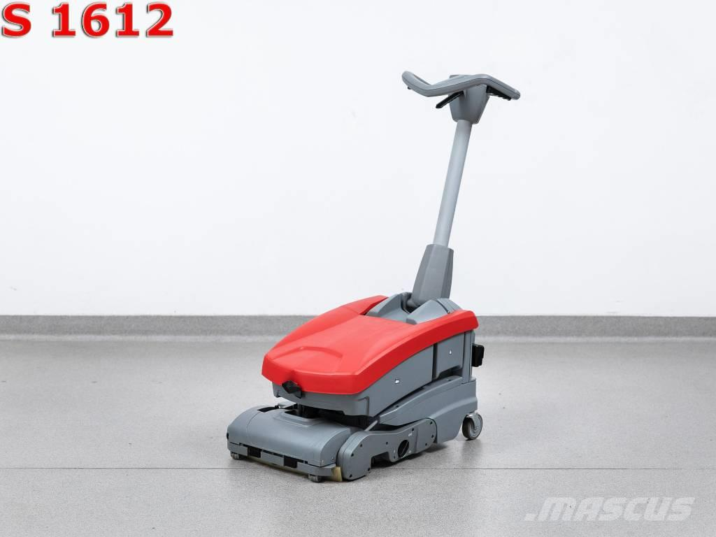 [Other] Scrubber dryer GHIBLI WIRBEL ROLLY / 2017YEAR